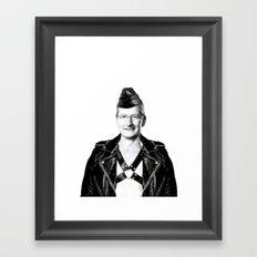 Tim Cock Framed Art Print