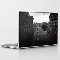 edinburgh Laptop & iPad Skins featuring Edinburgh by Jane Lacey Smith