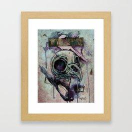 Kaddish Framed Art Print