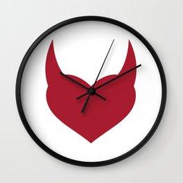 Lil Naughty Wall Clock