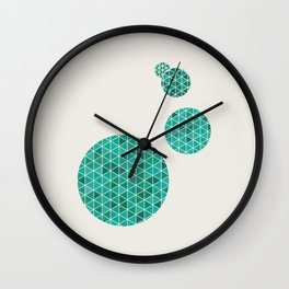 Cosmos Wall Clock