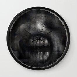 Grotesques, No.2 Wall Clock