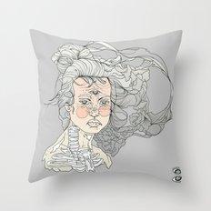 E3 Throw Pillow