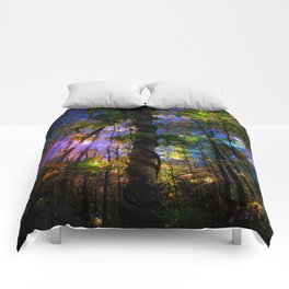 Forest of the Fairies Night Comforters