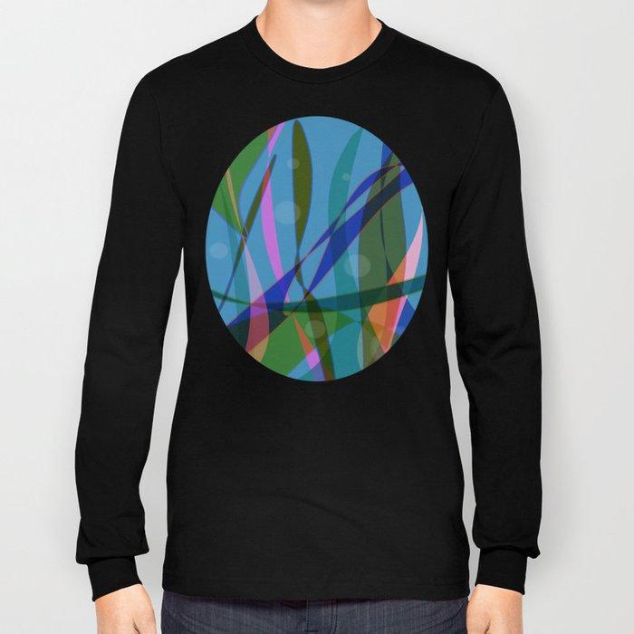 Abstract #355 Long Sleeve T-shirt