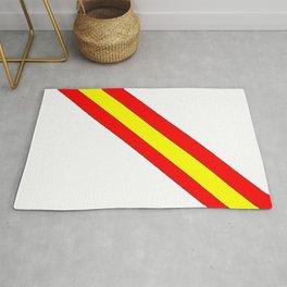 Flag of spain 7-spain,espana, spanish,plus ultra,espanol,Castellano,Madrid,Barcelona Rug