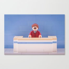 Kind of a Lego big deal Canvas Print