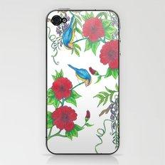 Harmony in spring iPhone & iPod Skin