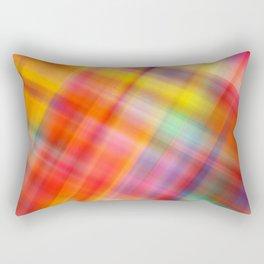 Colorful Design Rectangular Pillow