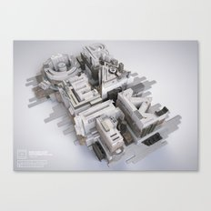 Imagine & Create Canvas Print