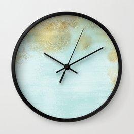 Beach Shimmer Wall Clock