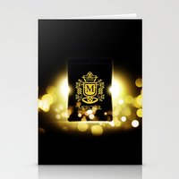 logo Stationery Cards featuring Logo by Azeez Olayinka Gloriousclick