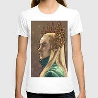 thranduil T-shirts featuring Thranduil King by INOGArt