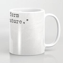 Alfred Hitchcock quote Coffee Mug
