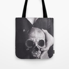 Flesh and Bone Tote Bag