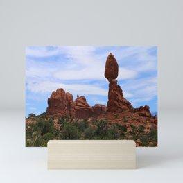 Balanced Rock Mini Art Print