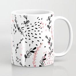 romantic pattern Coffee Mug