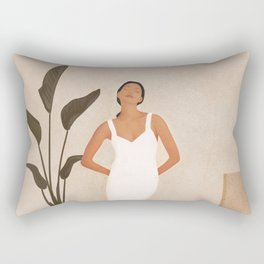 That Summer Feeling III Rectangular Pillow