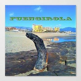 Fuengirola Canvas Print