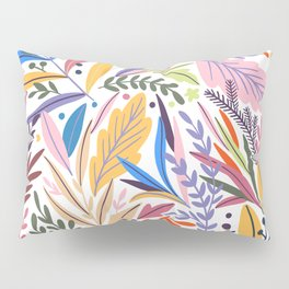 Bleeding Heart Pillow Sham