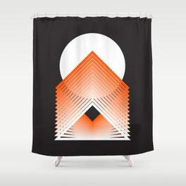 Supra Moon Shower Curtain