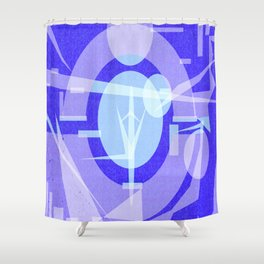 Fuss Over Shower Curtain