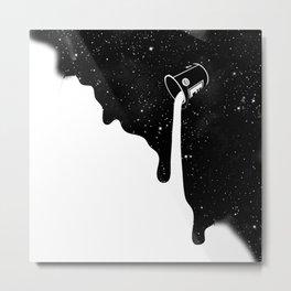 DRIP--STARS Metal Print