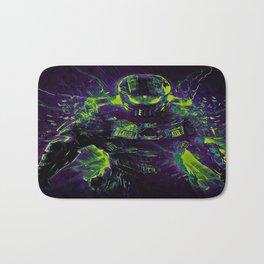 Future Halo Bath Mat