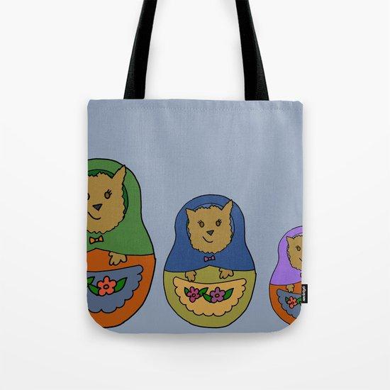 Piptroyshkas Tote Bag