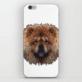 Chow iPhone Skin