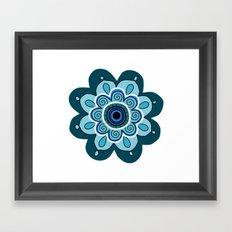 Flower 16 Framed Art Print