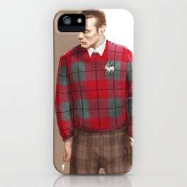 Hannibal: Holiday Cheers iPhone Case