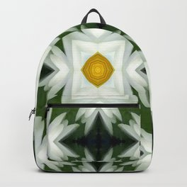 Stars in a Green Galaxy.... Backpack