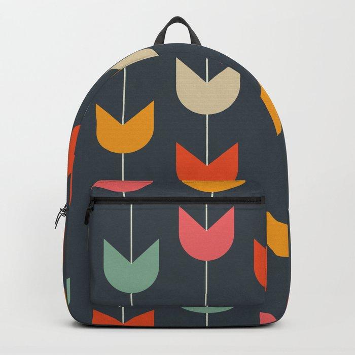 Tulips Backpack