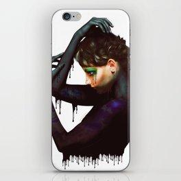 The Girl 2 iPhone Skin