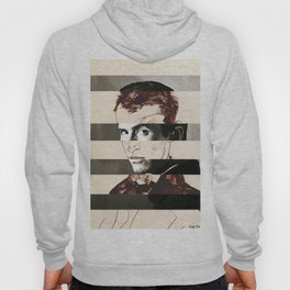 Egon Schiele's Self Portrait & Anthony Perkins Hoody