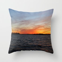 Preserved Legacy Throw Pillow