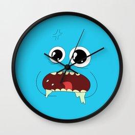 Rick & Morty Mr. Meeseeks Wall Clock