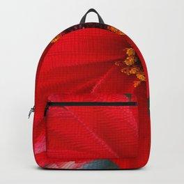 Scarlet Red Backpack