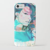 feminism iPhone & iPod Cases featuring Feminism by Oana Popan