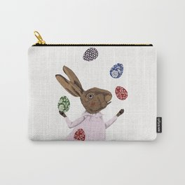 Hare-y Adventures Carry-All Pouch