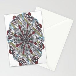 Key Largo Mandala Stationery Cards