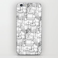 Inside a Kitchen Cupboard iPhone Skin