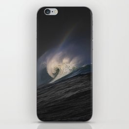 Add color to your life. iPhone Skin