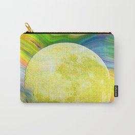 MOON VISIONS AT SEA OIL PAINTING Carry-All Pouch