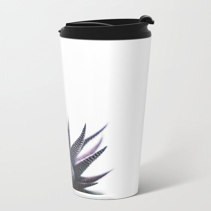 Botanical Vibes V Metal Travel Mug