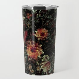 Vintage Garden IV Travel Mug