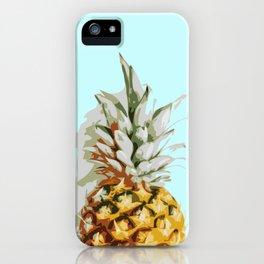 Summer Pineapple iPhone Case