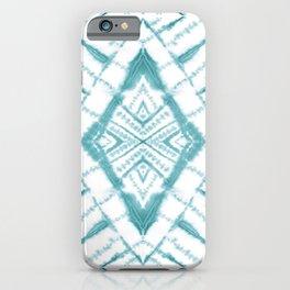 Dye Diamond Sea Salt iPhone Case