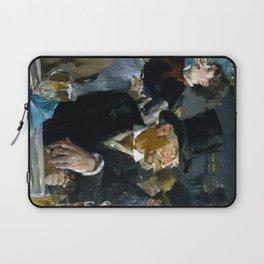 Édouard Manet - The Café-Concert Laptop Sleeve